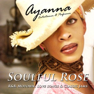 Ayanna Soulful Rose - Pop Singer in Houston, Texas