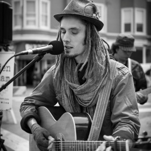 Ayden Graham - Indie Band / Street Performer in San Francisco, California
