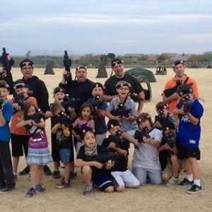 AZ Laser Tag - Mobile Laser Tag / Mobile Game Activities in Mesa, Arizona