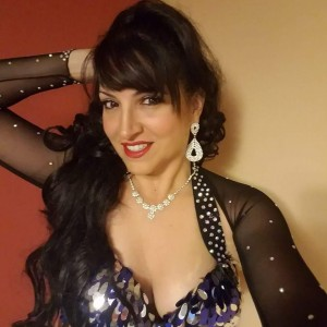 Aziza Shahd - Belly Dancer in Newton, Kansas