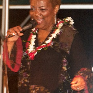 Azure McCall - Jazz Singer in Berkeley, California
