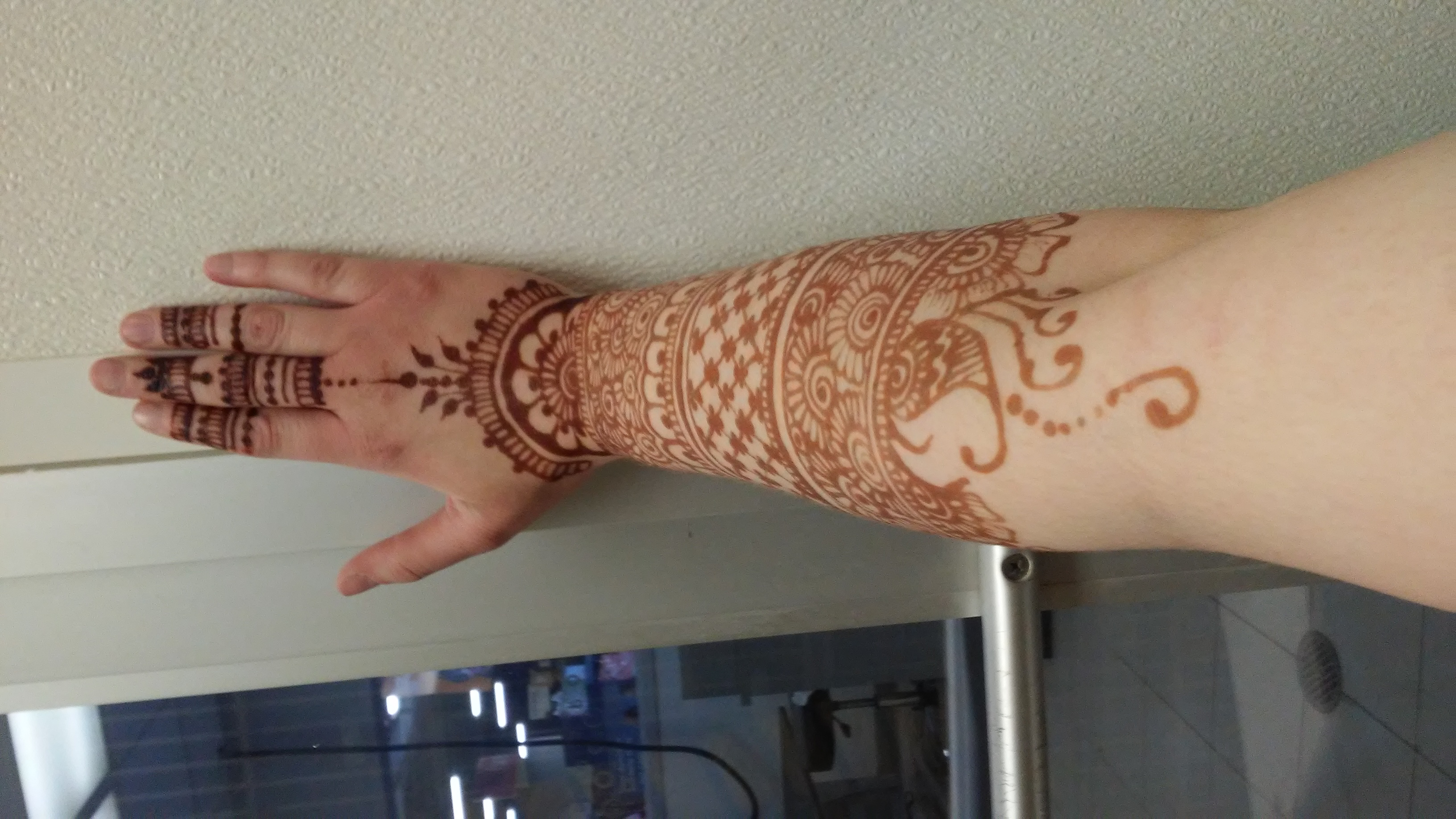 Henna Tattoo Care: Hire Hands Of Henna By Anita
