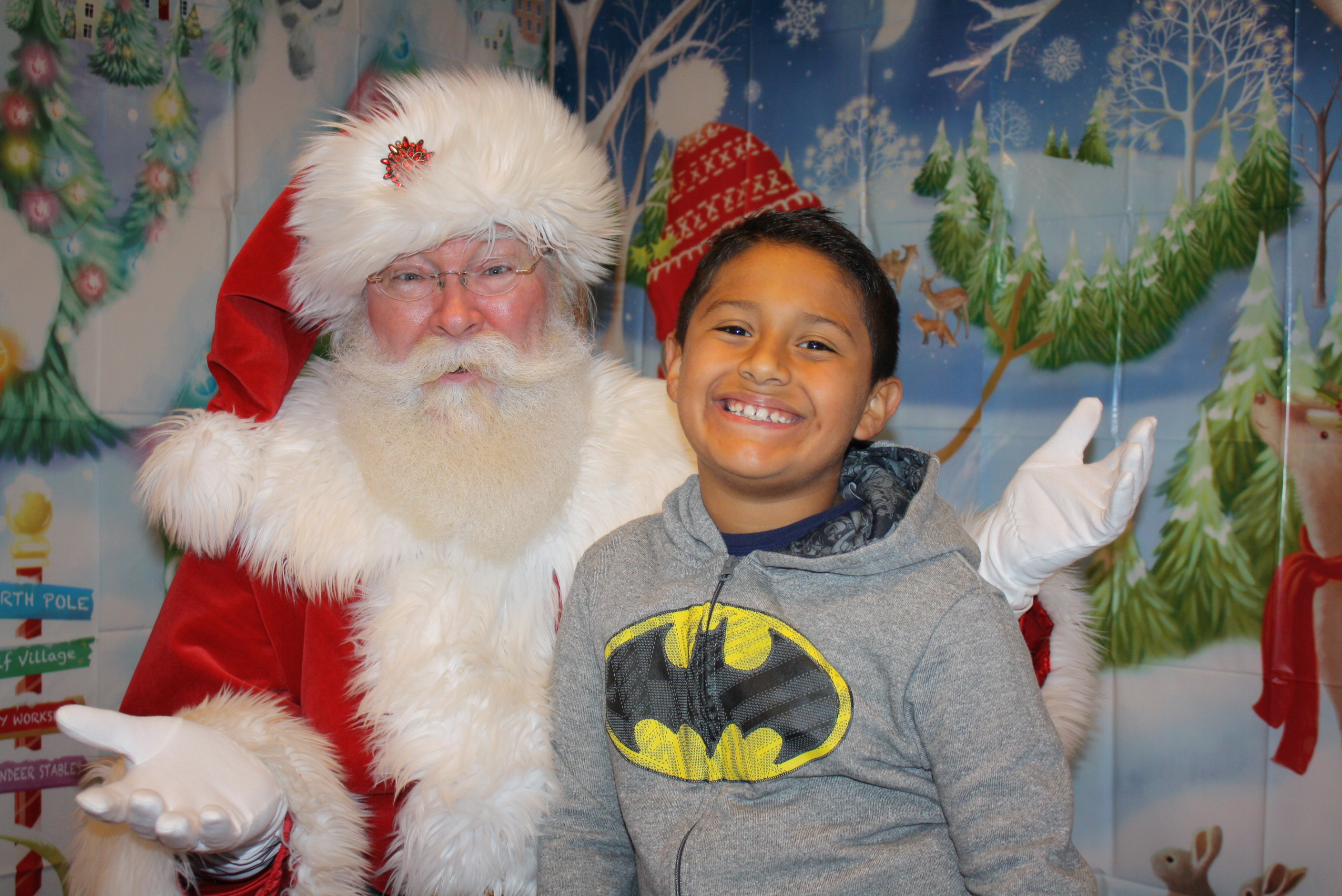 Hire Santa True Santa Claus In Thousand Oaks California