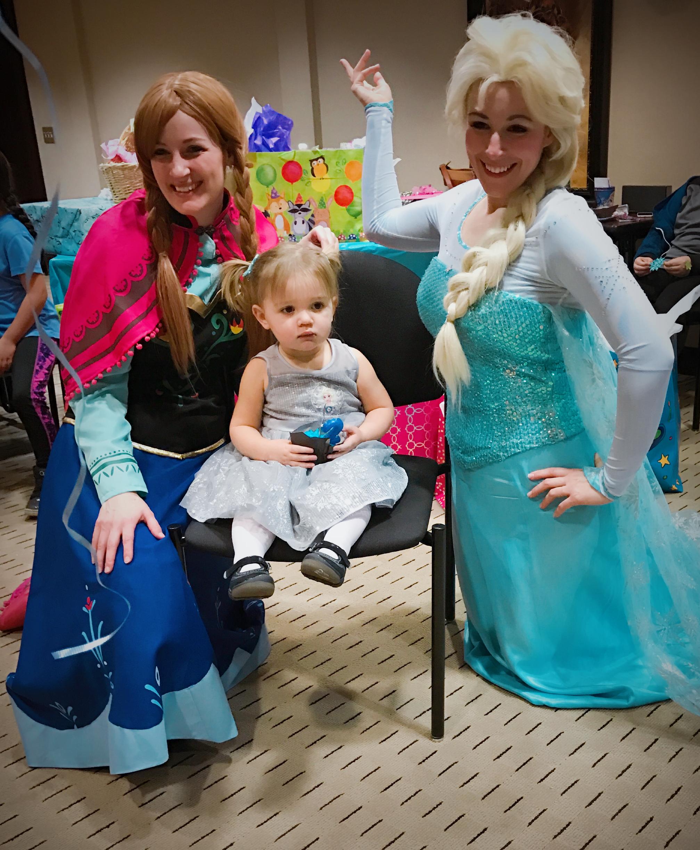 Hire Princess Grace Events Cincinnati