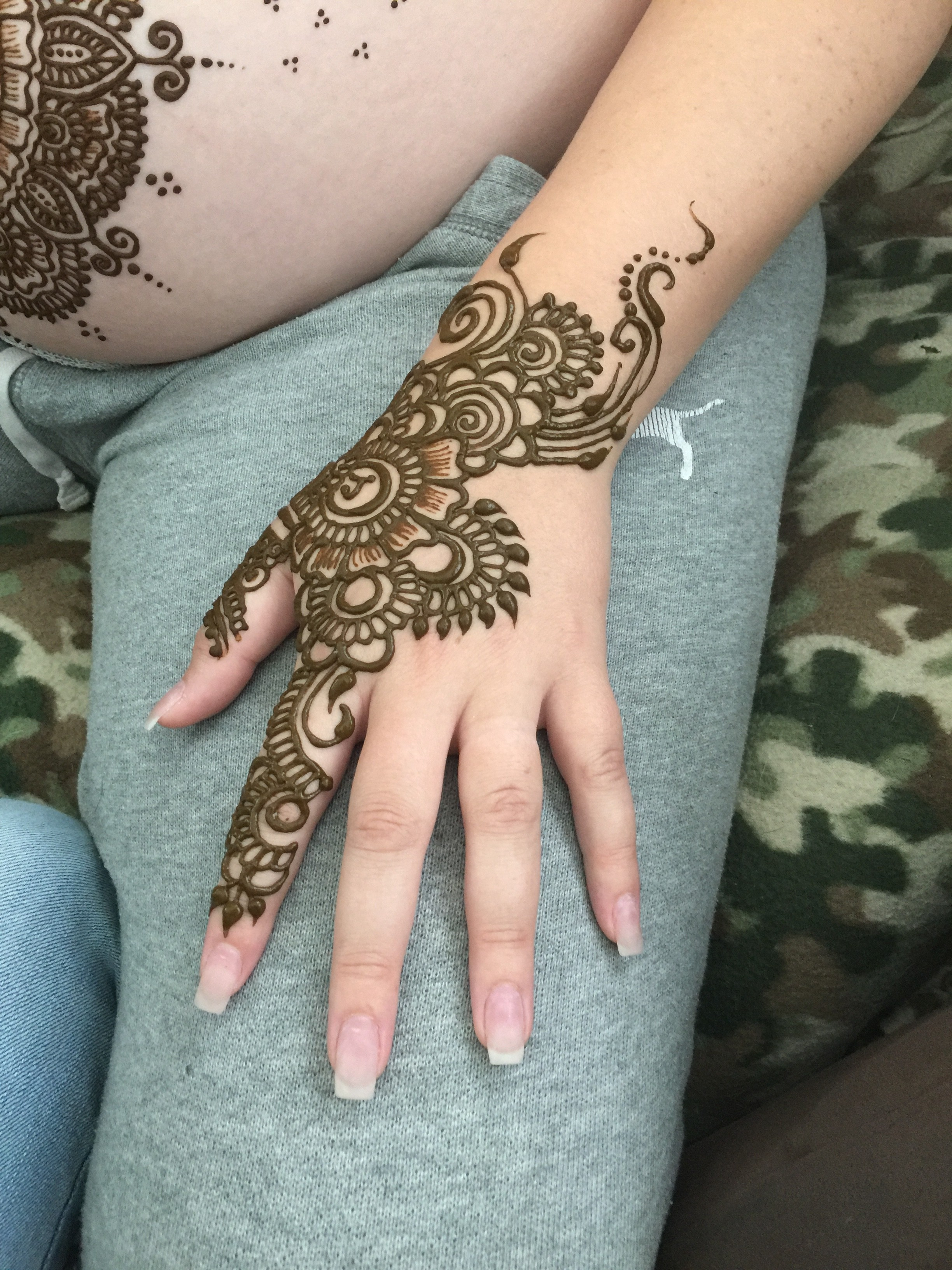 Henna Tattoo Kaufen Amazon: Henna Tattoo Artist In San Antonio