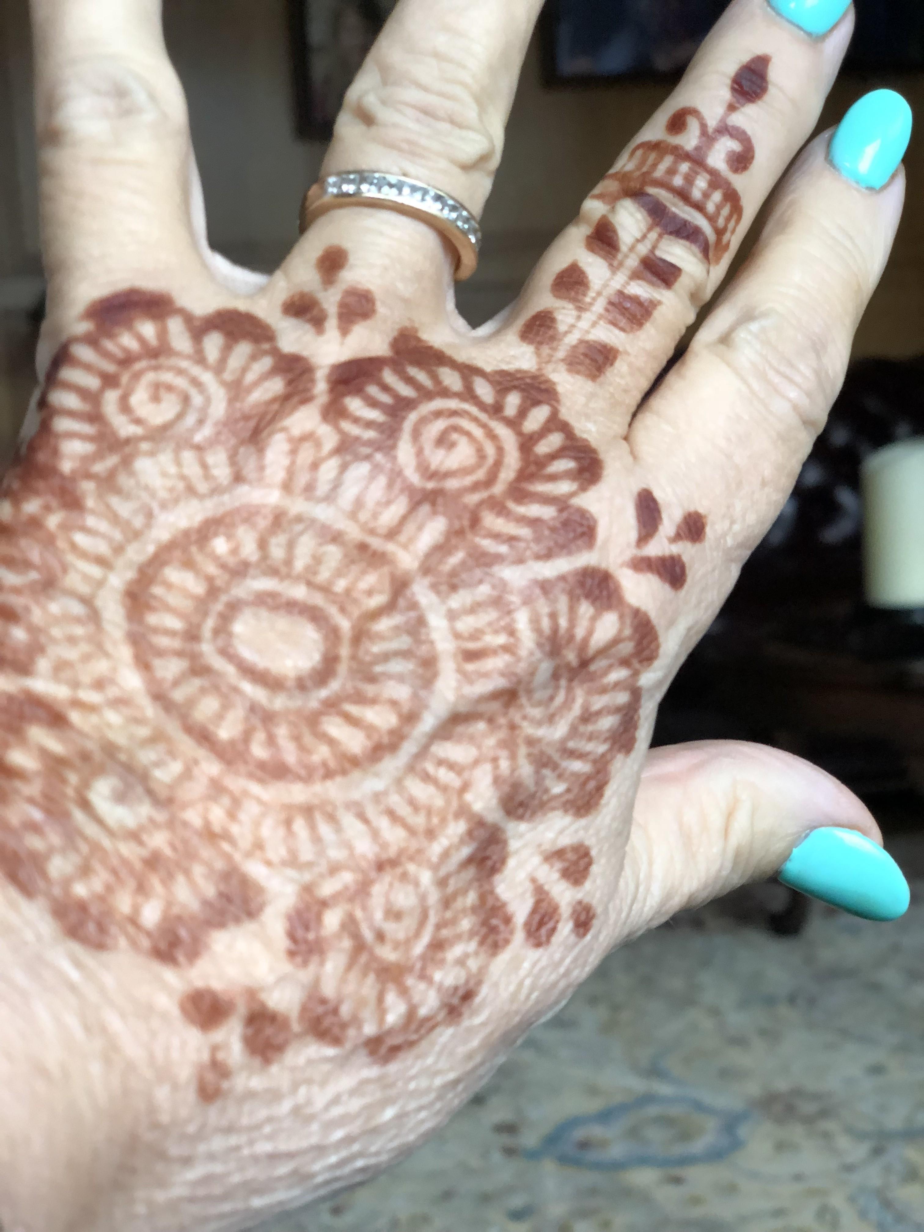 Henna Tattoo Artist Rental: Henna Tattoo Artist In Frisco, Texas