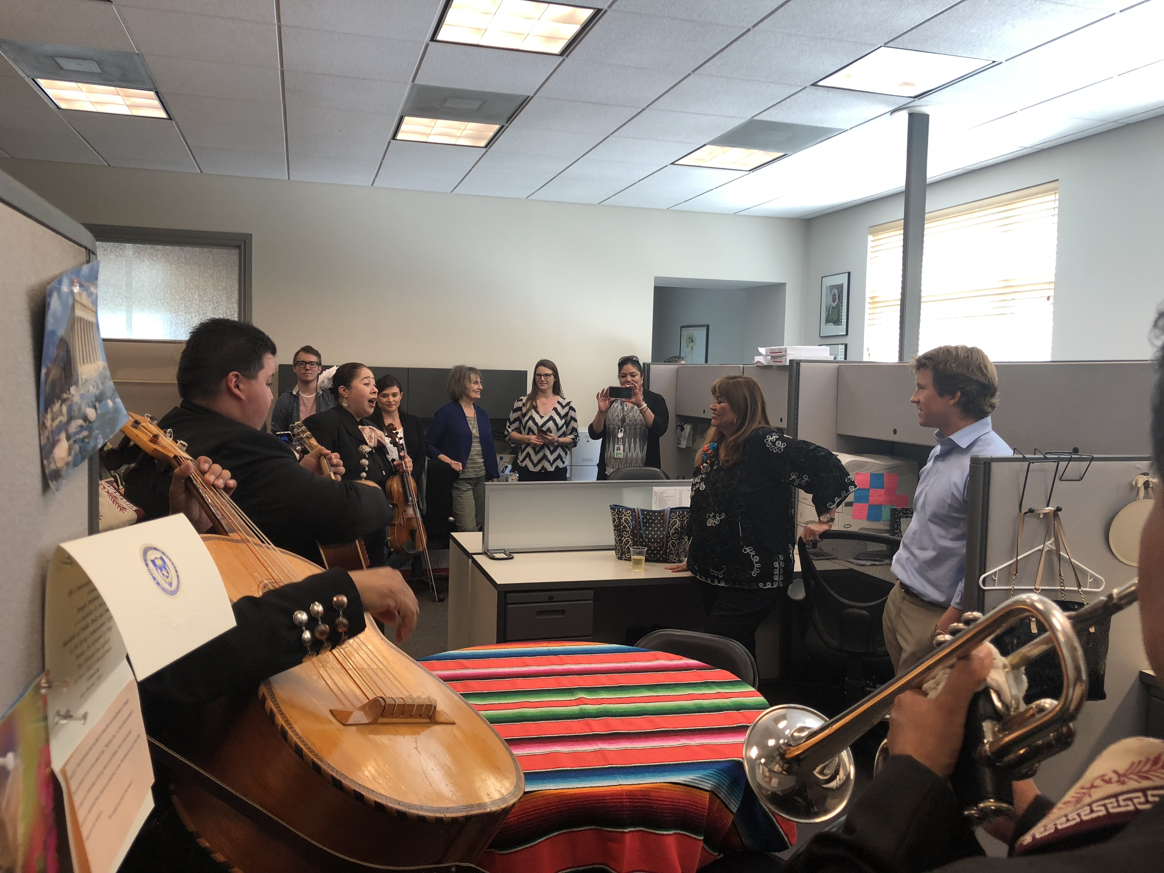 Photos from this event Hire Mariachi Jazmin