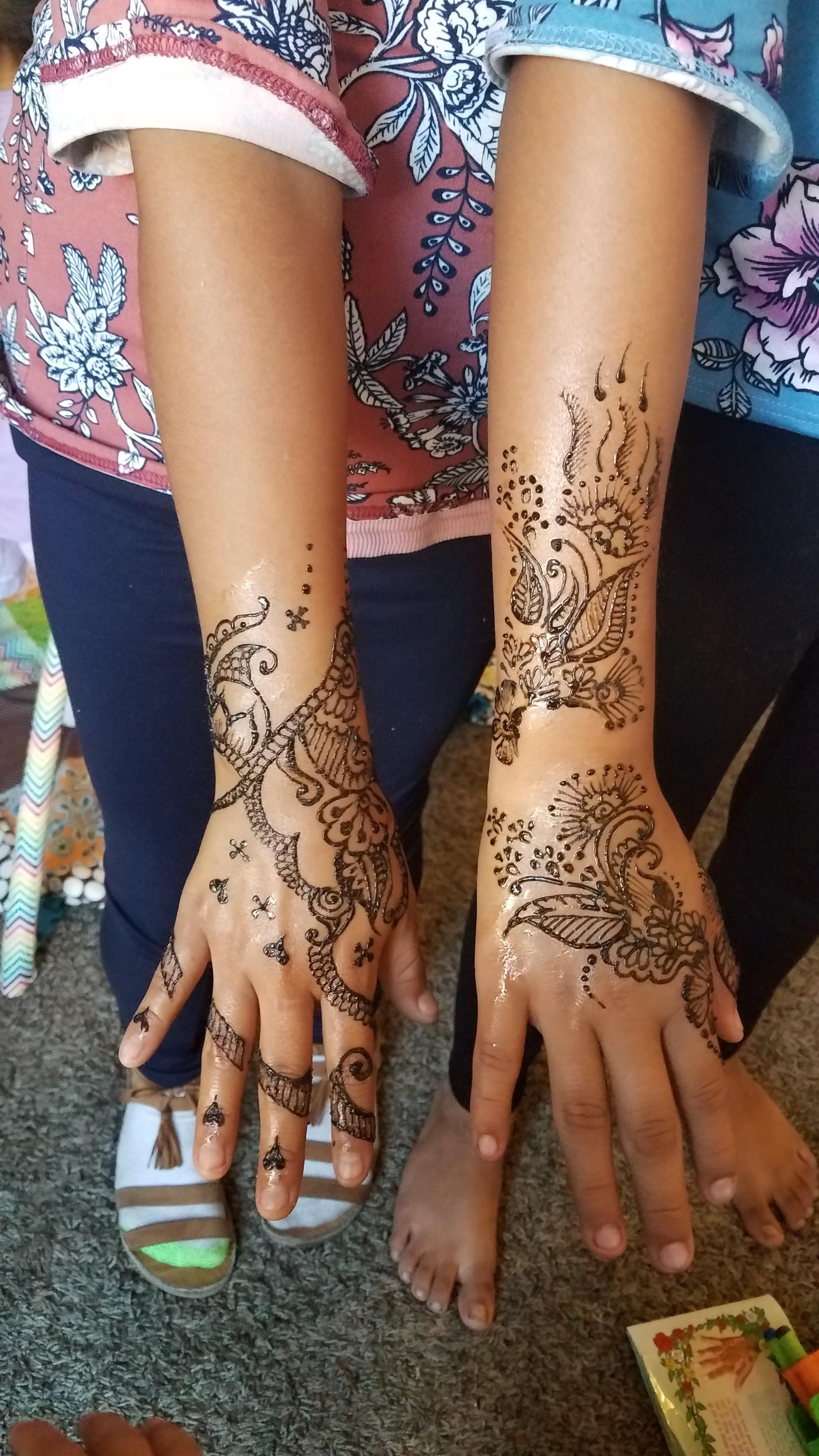Henna Tattoo Artist Rental: Henna Tattoo Artist In Aurora