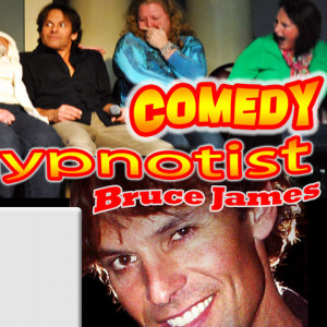 Bruce James Comedy Hypnotist/Motivational Speaker - Hypnotist / Magician in Hartford, Connecticut