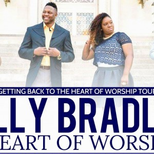 B. Bradley & Heart of Worship - Gospel Music Group in Orangeburg, South Carolina