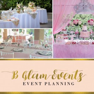 B Glam Events - Wedding Florist / Wedding Services in Hialeah, Florida