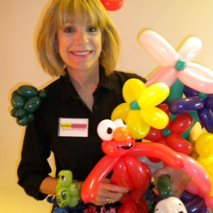 Babalooney - Balloon Twister in Fort Lauderdale, Florida