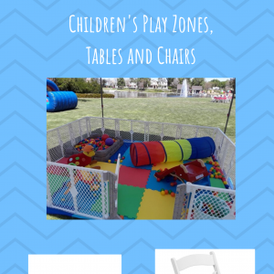 Baby and Toddler Gear Rentals by Julia - Tables & Chairs / Party Rentals in Bethesda, Maryland