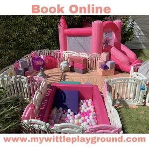 Baby & Toddler Mobile Soft Playground - Party Rentals in Bell Gardens, California