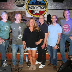 Back In Town - Party Band in Fairport, New York