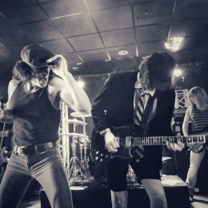 Back In Black - AC/DC Tribute Band in Dallas, Texas