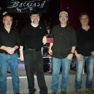 Backlash - Classic Rock Band in Peru, Maine
