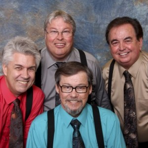 Backspin Quartet - Barbershop Quartet in Mesa, Arizona