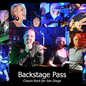Backstage Pass - Classic Rock Band in San Diego, California
