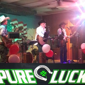Pure Luck Band - Cover Band / Wedding Musicians in Little Rock, Arkansas