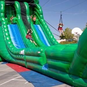 Backyard Inflatables Inc