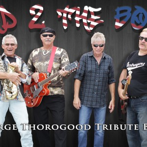 Bad 2 The Bone - Blues Band in Naples, Florida