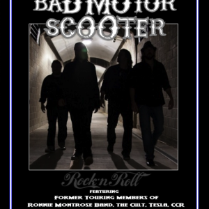 Bad Motor Scooter - Classic Rock Band in Studio City, California