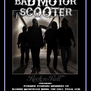 Bad Motor Scooter - Classic Rock Band in Studio City, California