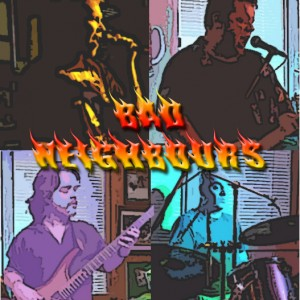 Bad Neighbours - Classic Rock Band in Guelph, Ontario