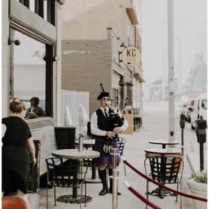 Kansas City Bagpiper