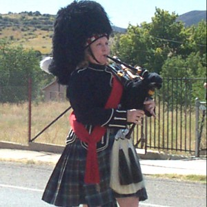 Bagpiper Denise Robinson - Bagpiper / Celtic Music in Prescott, Arizona