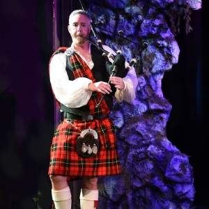 Bagpiper for any occasion