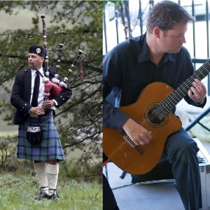 Bagpiper & Guitarist- Michael Lancaster - Bagpiper / Wedding DJ in Denver, Colorado