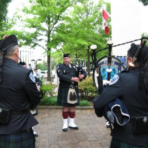 Bagpiper in Virginia - Bagpiper in Norfolk, Virginia