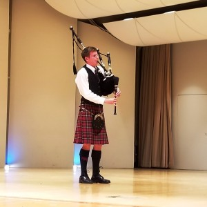 Bagpiper Jacob Loughlin - Bagpiper in Winchester, Virginia