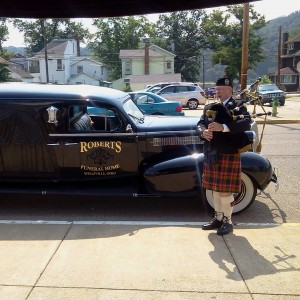Bagpiper - Glen Duncan - Bagpiper / Wedding Musicians in Leetonia, Ohio