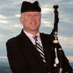 Seattle's Bagpiper Neil Hubbard - Bagpiper in Seattle, Washington