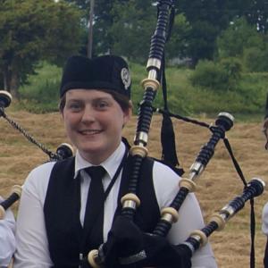 Emily Higinbotham ~ Bagpiper - Bagpiper / Celtic Music in Orem, Utah