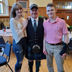 Bagpiper Robert Krause - Bagpiper / Celtic Music in Carmel, New York