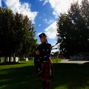 Bagpiper - Bagpiper in Worcester, Massachusetts