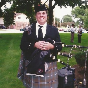 Bagpiper/Vocalist - Bagpiper in North Prairie, Wisconsin