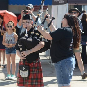 Bagpipes - Celtic Music in Glendora, California