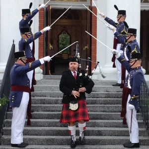 Bagpiping By Van - Bagpiper in Fayetteville, North Carolina