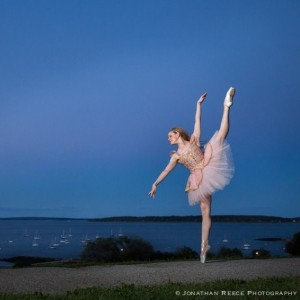 BALLERINA.  By Buckley - Ballet Dancer in St Louis, Missouri
