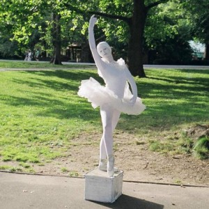 Ballerinamime - Human Statue / Halloween Party Entertainment in New York City, New York