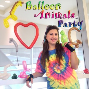 Balloon Animals Party - Balloon Twister / Outdoor Party Entertainment in Naperville, Illinois