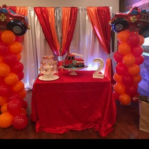 Balloon Arches, Columns and Balloon Decor  - Balloon Decor in San Jose, California