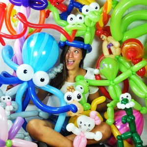 Balloon Art by Twist Entertainers - Balloon Twister / Superhero Party in New York City, New York