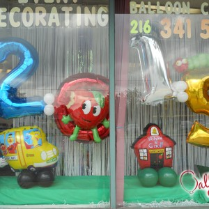 Balloon Crew Inc. - Balloon Decor in Cleveland, Ohio