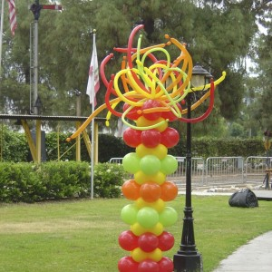 Balloon Divas - Balloon Decor in Los Angeles, California